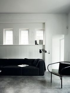 A cool, calm and collected Danish home
