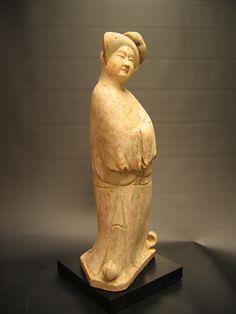 Tang Sculpture of a Fat Lady - love her