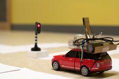 Make a self driving toy car using Raspberry Pi, Arduino and an RC car https://youtu.be/BBwEF6WBUQs