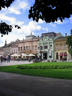 Novi Sad, Serbia   - Explore the World with Travel Nerd Nici, one Country at a Time. http://TravelNerdNici.com