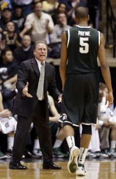 Izzo says nation is talking about Michigan-Michigan State game because both are in Top 10