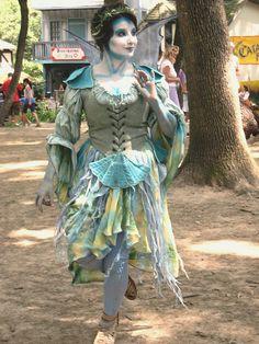Fantastikal Fairy at 2008 Bristol Renaissance Faire