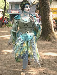 Fantastikal Fairy at 2008 Bristol Renaissance Faire