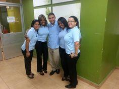 Mi súper equipo de RRHH Westin PB