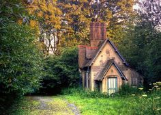 Storybook home in England!