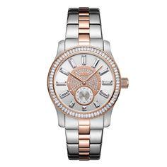 JBW Women's J6349E Celine 0.09 ctw Stainless Steel Diamond Watch
