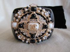 Chanel Cuff Bracelet Great Condition