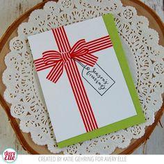 Avery Elle: Four Amazing Holiday Cards