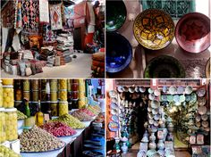 MaiTai's Picture Book: Marrakech part II - The Medina and souk