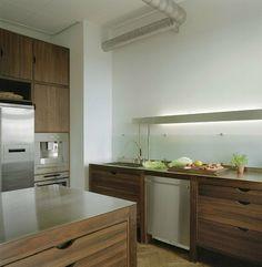 Jill's Tour: Hansen Living Kitchen Architecture | Apartment Therapy