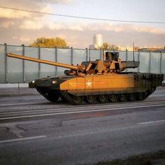Russian T-14, Armata, Main Battle Tank