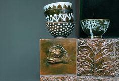 Emery & cie - Tiles - Kleurtjes en Relief - Tiles - Celia Kretschmar…