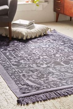 Magical Thinking Aegean Printed Rug - Urban Outfitters