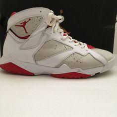 quality design dbaf8 d9c5b Nike Air Jordan Retro 7 VII Hase Größe 13