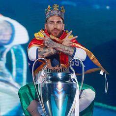 Su majestad Sergio Ramos