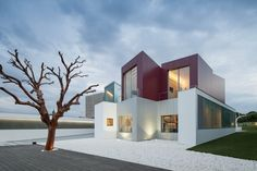 House H by Abiboo Architecture - Archiscene - Your Daily Architecture & Design Update