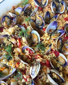 "11.7k Likes, 128 Comments - Giada DeLaurentiis (@giadadelaurentiis) on Instagram: ""Mmmm.... orzo w/ clams!  #dinner #newcookbook"""