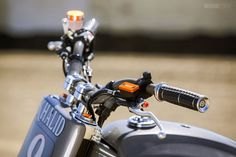 For Motorcycle fans: KTM Tracker by Roland Sands