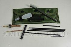 Universele schoonmaakset KAL.7.62 - AK, Mauser, US 30-06 etc - groen