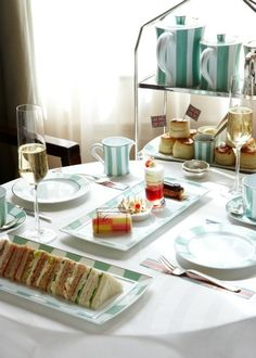 Afternoon Tea in London - Private Newport