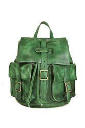 OT12041- City Traveller Backpack Green