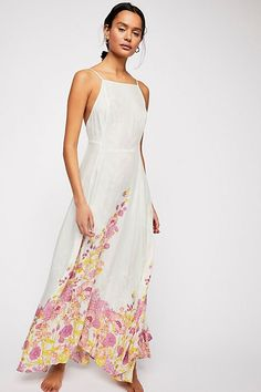Women's maxi dresses for any occasion. Shop Free People's selection of black & white maxi dresses, floral maxi dresses & lace maxi dresses. Lace Maxi, White Maxi Dresses, Floral Maxi Dress, Lace Dress, New Dress, Dress Up, Free People Dress, Clothes, Style