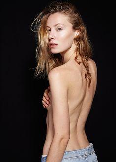 Agency test with Justina V @Lenis Models - @Uno Models