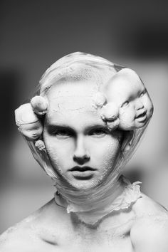 Photographed by Martijn Senders. Dollface, 2015