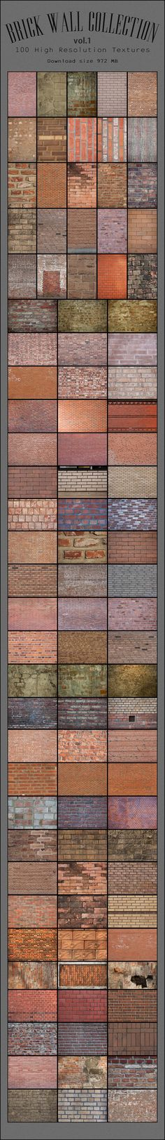 Brick collection