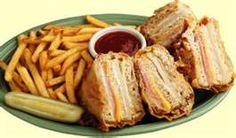 The Monte Cristo is by far my favorite!