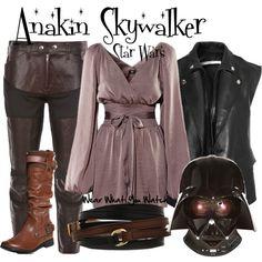 """Star Wars"" by kerogenki on Polyvore"