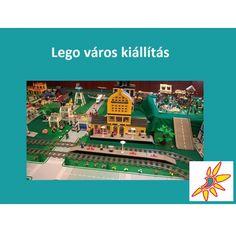 Lego város és vasútmodell kiállítás