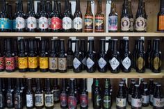Cervezas artesanales nacionales
