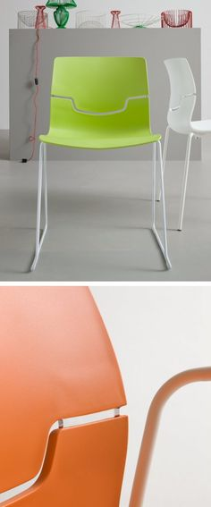 Gaber presents Slot at @imm cologne 2013 - The new chair #design by Favaretto #imm13