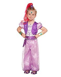 Toddler Shimmer Costume Deluxe - Shimmer and Shine
