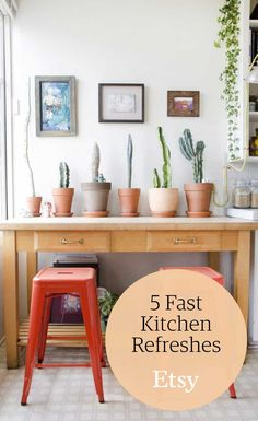 The home experts at Apartment Therapy are sharing quick and easy ideas to give your kitchen a boost—without breaking the bank. See their achievable ideas for kitchen upgrades you can take on today.