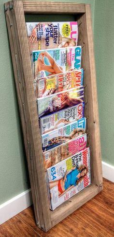 porta revistas