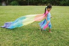 Image result for waldorf muslin play cloth children