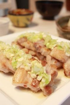豚バラ肉のねぎ塩だれ by alohafork [クックパッド] 簡単おいしいみんなのレシピが223万品