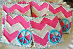 Chevron Cookies;)