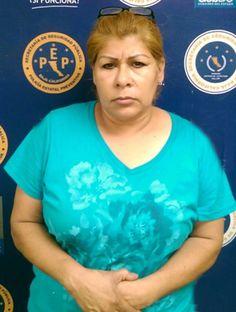 SEMANARIO BALUN CANAN: Cae en manos de la justicia mujer secuestradora