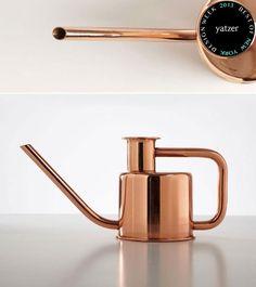 X3copper watering can byPaul LoebachforKontextür.
