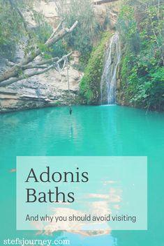 Adonis Waterfalls