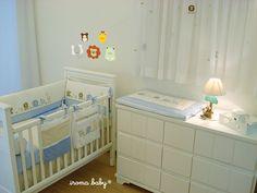 quarto de bebê Safari / Bichos da Selva