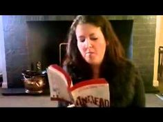 Author, Kirsty McKay, reads an extract from her uber creepy and drop-dead-funny book, UNDEAD. Bedtime Stories, Zombies, Author, Reading, Youtube, Books, Libros, Book, Writers