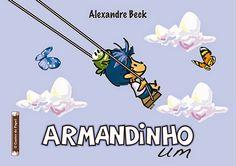 A minha biblioteca de Banda Desenhada: Armandinho - Dois primeiros volumes
