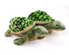 Turtle Animal Slippers: Cute and comfy!
