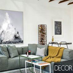 Projetado para ser um espaço descontraído, 21 Street Residence é um apartamento em estilo escandinavo, composto por mobiliário versátil com mescla de estilos vintage e moderno.