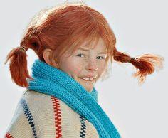 Pippi Langstrømpe - idealet!