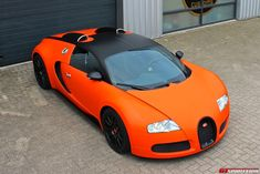 cool audi matte orange car images hd Gallery Matte Orange Bugatti Veyron Wrap by JD Customs Lamborghini Aventador, Audi R8, Bugatti Veyron Sport, Bugatti Cars, Matte Cars, Mercedes Benz, Normal Cars, Moto Car, Car Images
